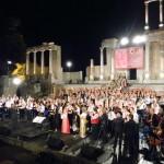 Megafoklornijat koncert na AMTII
