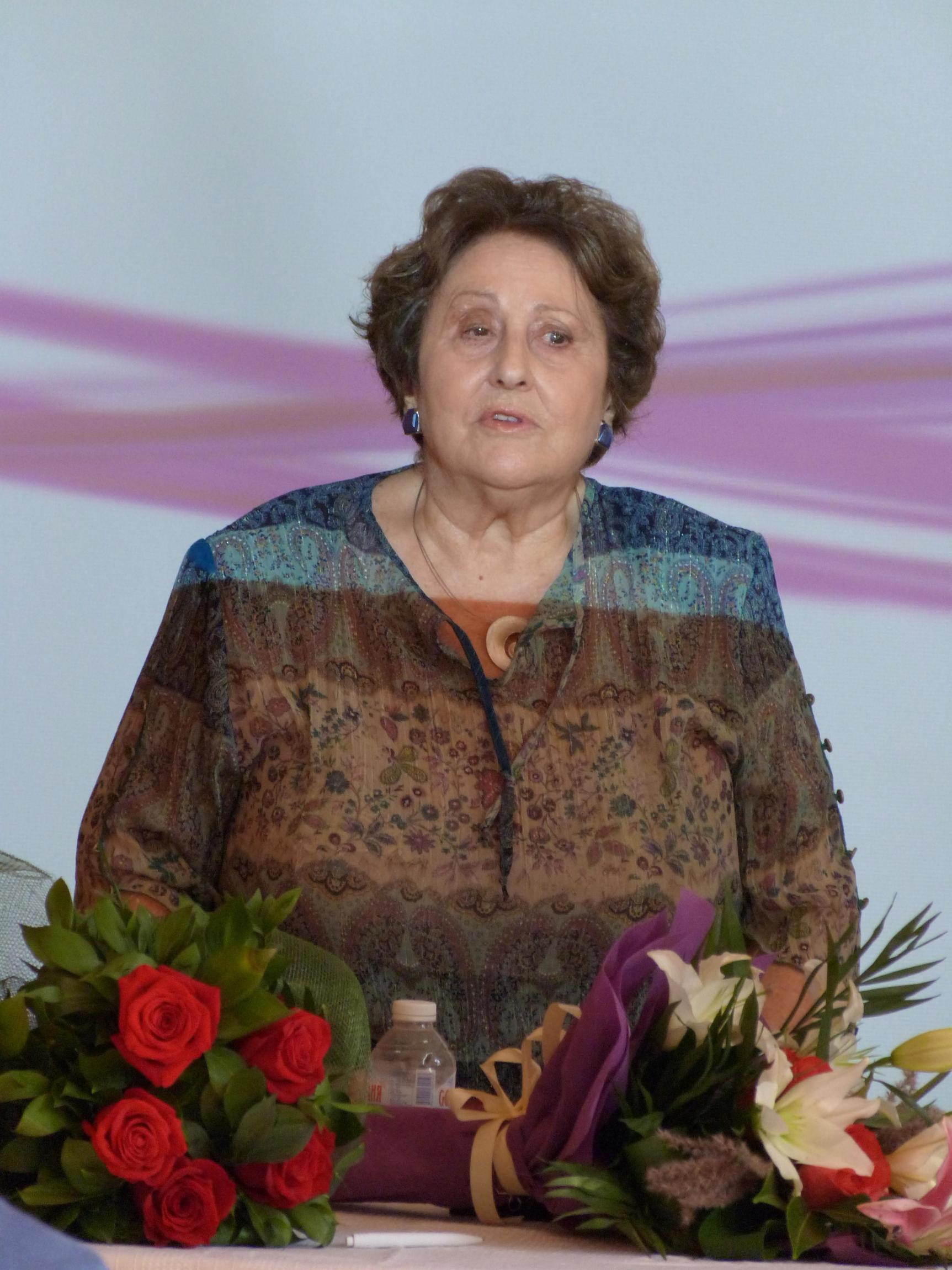 Profesor Stefana Dimitrova