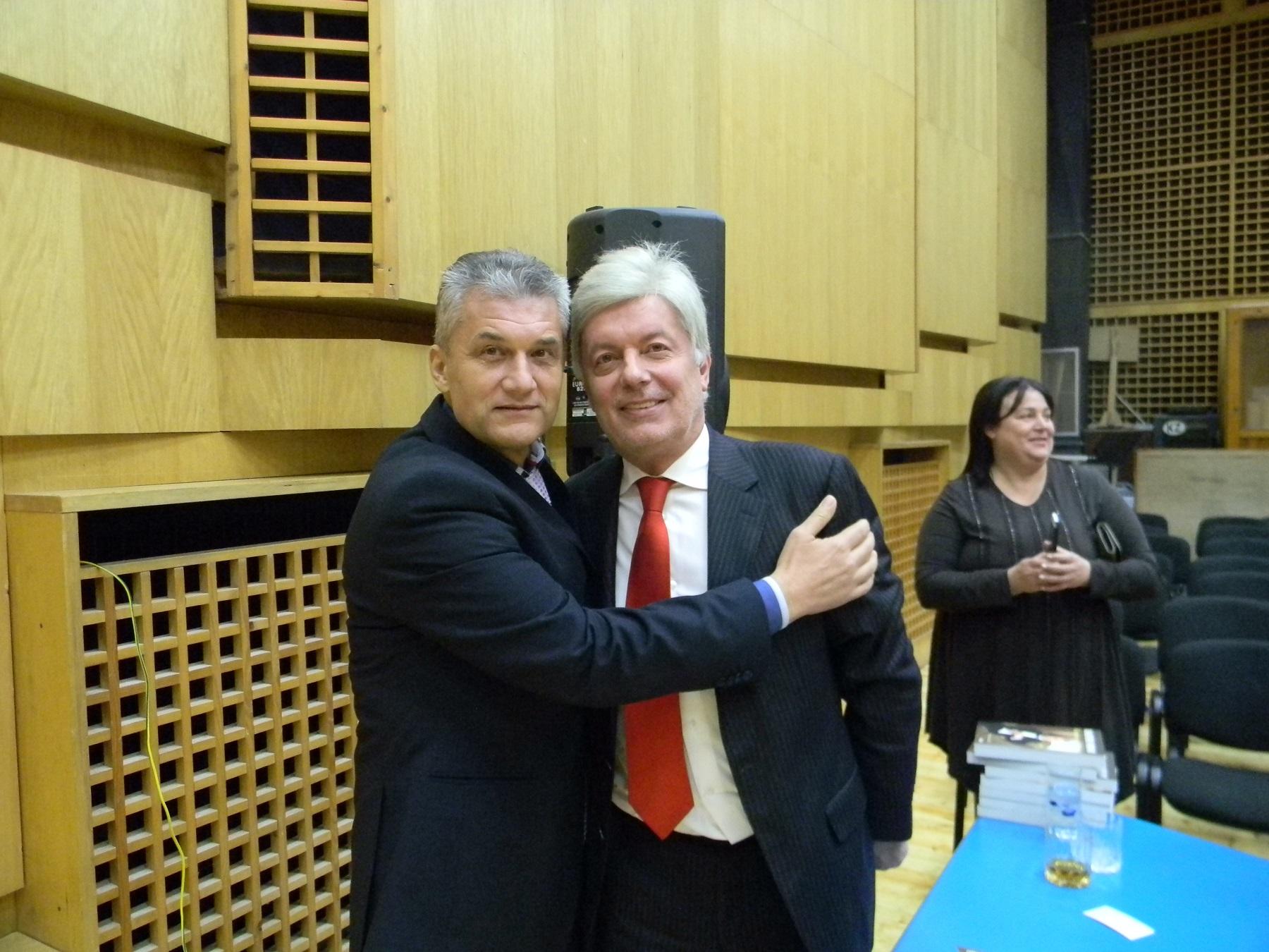 Valentin Mihov i Diian Nikiforov
