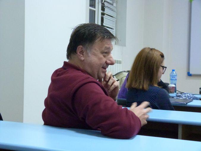 dotsent Ljubomir Karadzhov