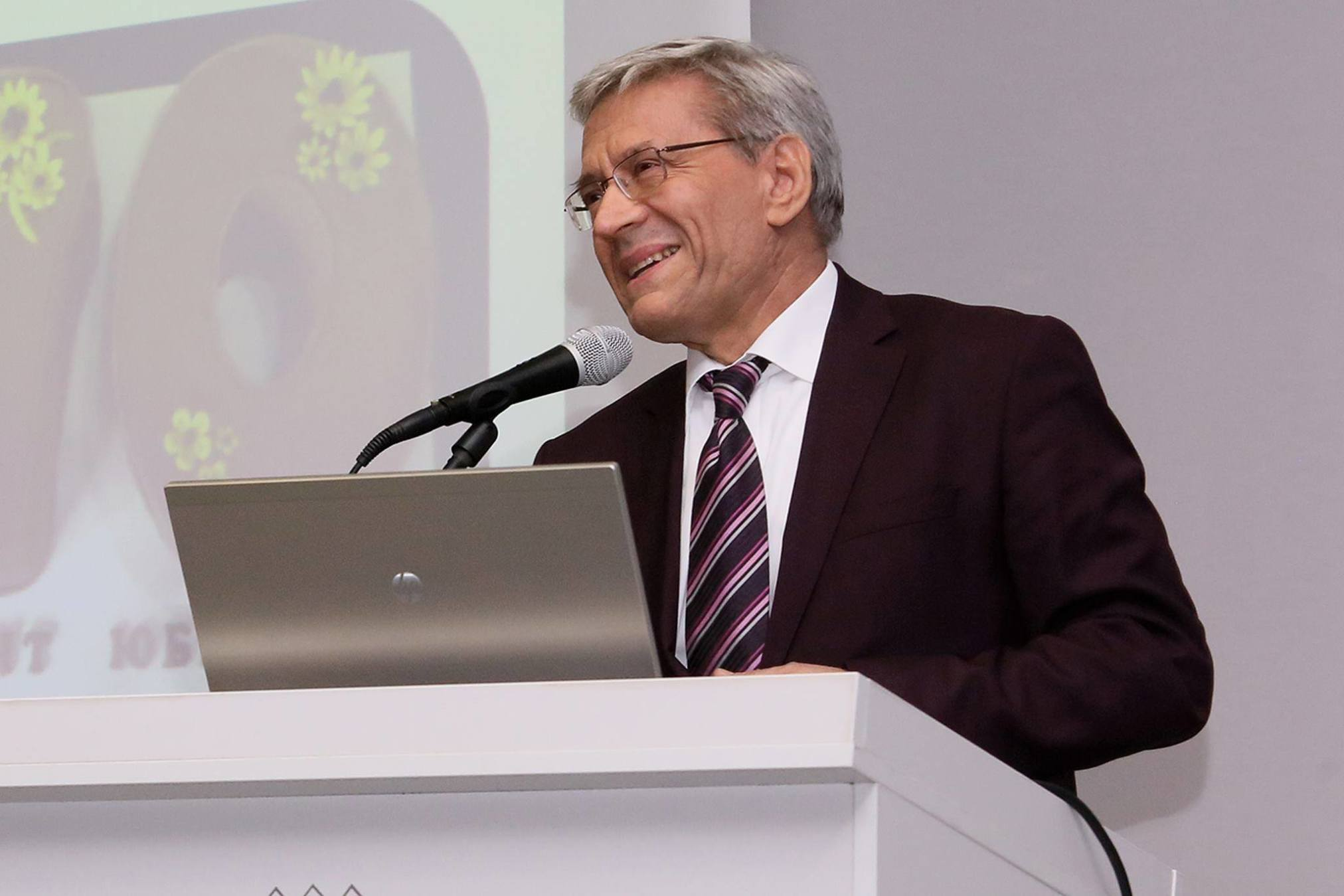 Kostyanev rector