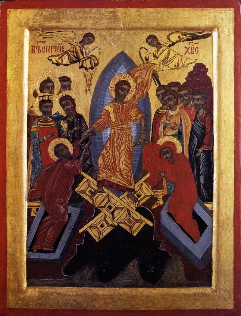 Voskresenie Hristovo