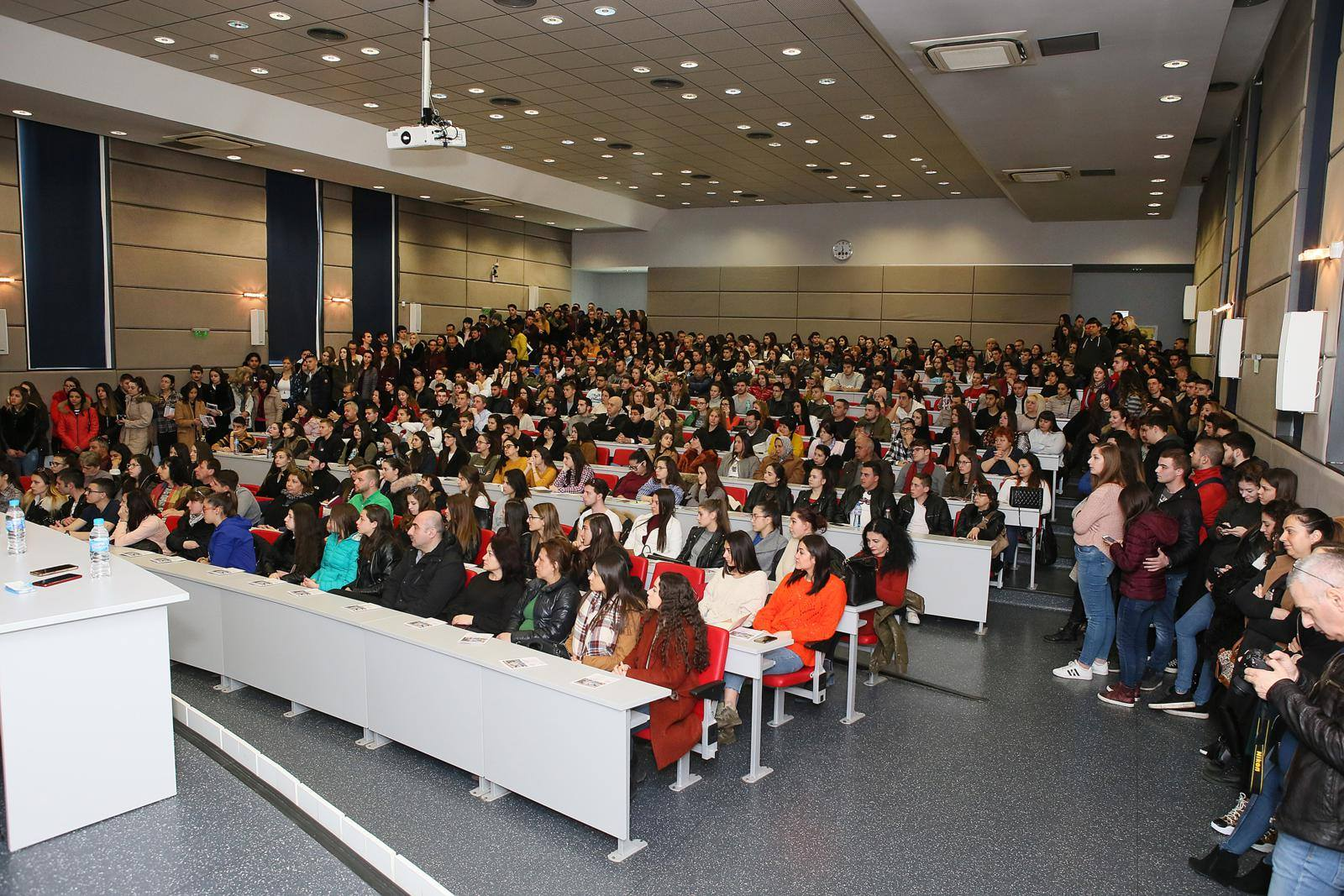 studenti auditoriya