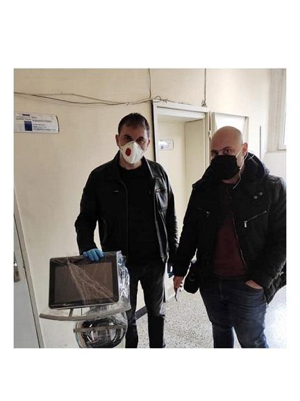 darenie respirator Klinika po infekciozni bolesti